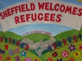 sheffield welcomes refugees