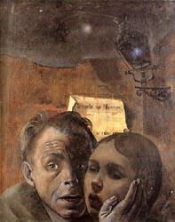 fear-self-portrait-with-niece-marianne-1941-1a