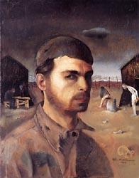 self-portrait-in-the-camp-1940-1a