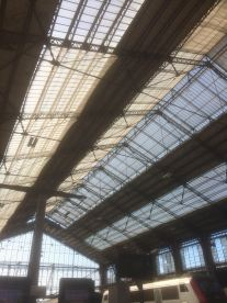 roof gare dausterlitz