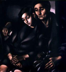 tamara de lempicka the refugees