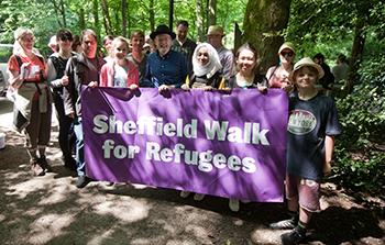 WalkForRefugeesmed