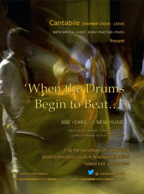 when-the-drums-poster 2