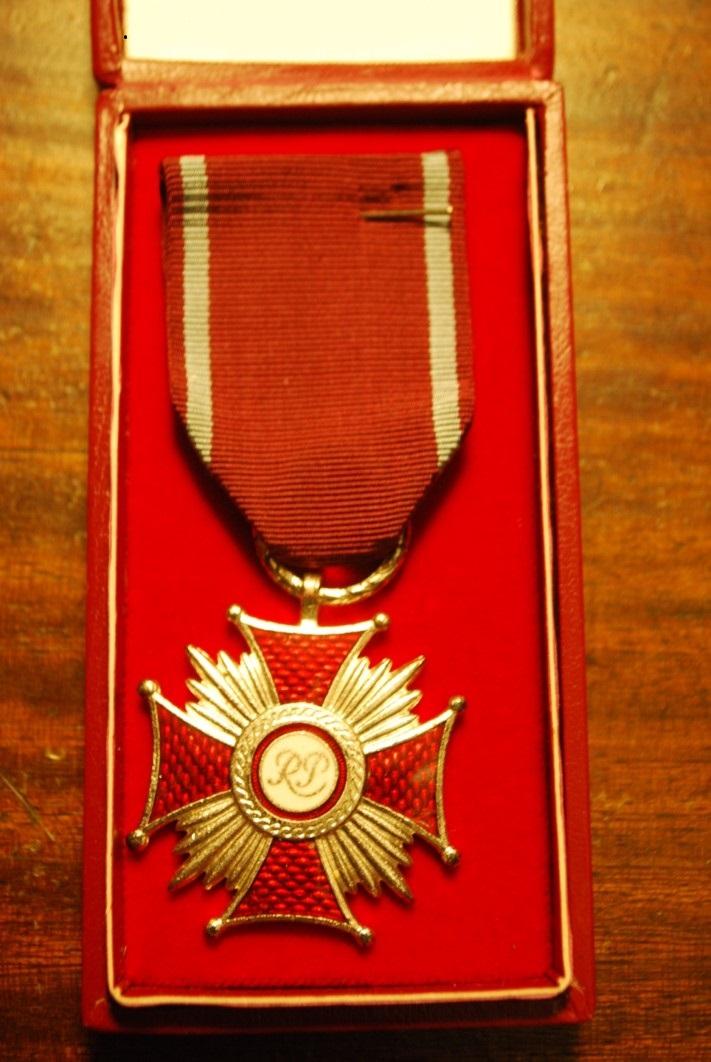 Object 10 Medal