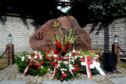 Object 3 Lomianka memorial