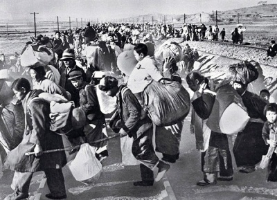 South_Korean_refugees_mid-1950
