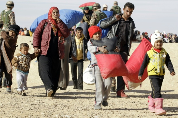 syrian-refugees morocco